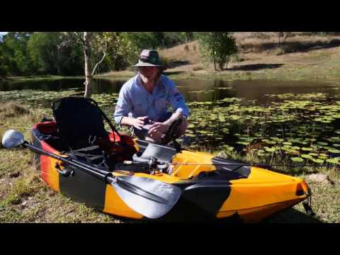 BCF - Pryml Fishing Kayak