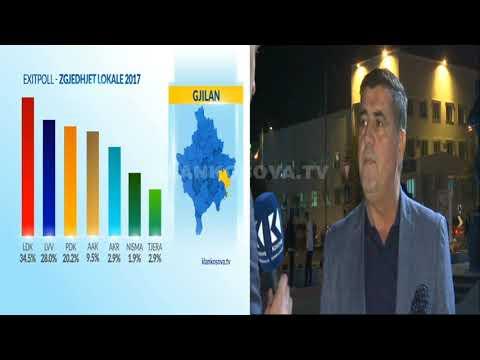 Lutfi Haziri '' E kemi fituar Gjilanin''- 22.10.2017- Klan Kosova