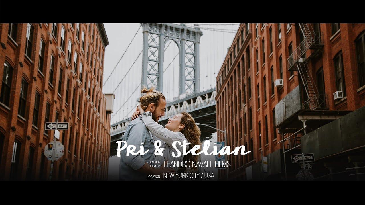Pri & Stelian :: Leandro Navall :: Videografo de Bodas en New York City - Estados Unidos