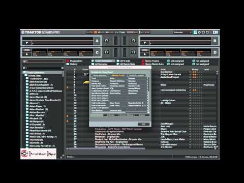 Relocating Music Files - Traktor and iTunes