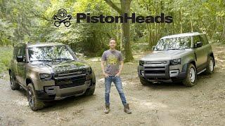 2020 Land Rover Defender walkaround | PistonHeads