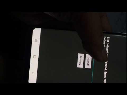 Samsung S8 Plus SC-02J Không Hiện Ô Code | Mở Mạng Thành Công
