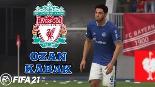 Ozan Kabak Welcome to Liverpool Schalke Turkey FIFA 21