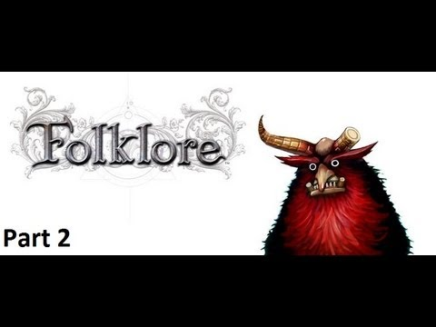 Let's Play Folklore PS3 - Keats - Prologue - Part 2 - I'm Just A Reporter!