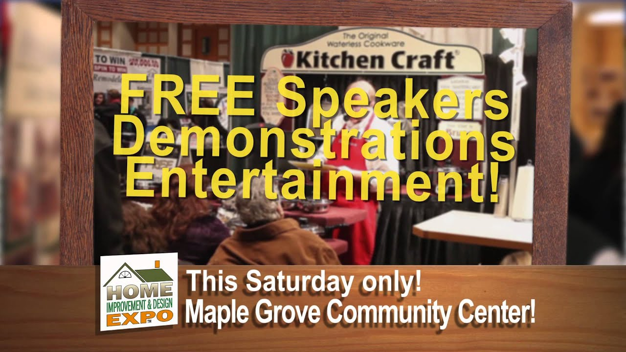 Maple Grove Home Improvement And Design Expo Spot