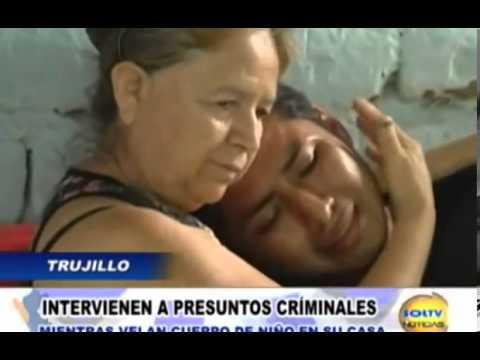 Capturan a sicarios que mataron a menor en Víctor Larco