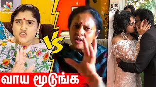Lakshmi Ramakrishnan, Peter Paul, Solvathellam Unmai, Vijay Tv