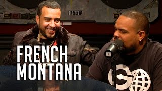 French Montana Explains Why Chinx Wasn't On 'Coke Zoo' On The New At 2