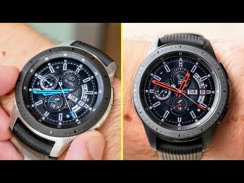 SAMSUNG GALAXY Watch | The Next Smartwatch From SAMSUNG IS HERE | 2018 |