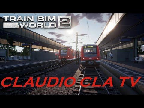 Train Sim World 2 Hauptstrecke Rhein Ruhr Servizio breve regionale GAMEPLAY ITA |