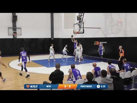 Хайлайты. МГПУ - Profit Basket