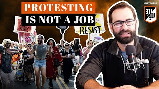 Download lagu Protesting Is Not A Job The Matt Walsh Show Ep 341 MP3