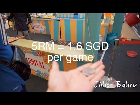 Let's go Jb again - Carnival Games