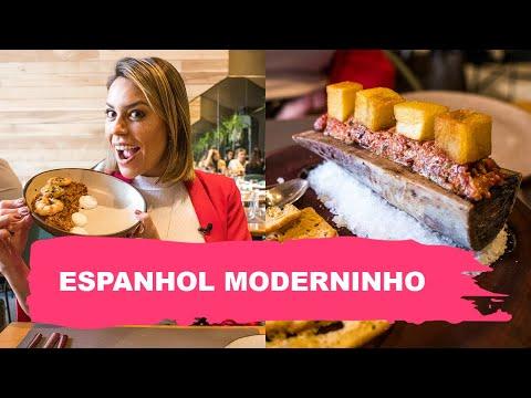 MELHOR ESPANHOL DE SP?  VISITA A RESTAURANTES  Go Deb