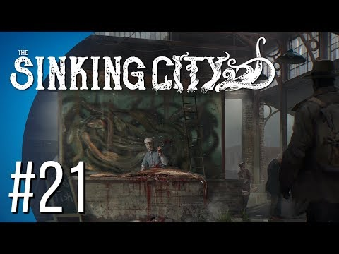 The Sinking City #21