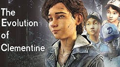 The Evolution of Clementine - The Walking Dead: