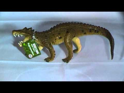 A Review of the Kaprosuchus Model (Safari Ltd) by Everything Dinosaur