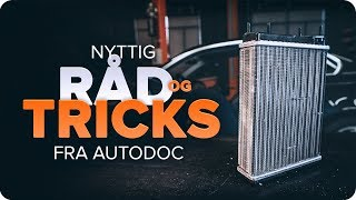 Praktiske tricks til biler, nemme tricks til at spare tid og penge