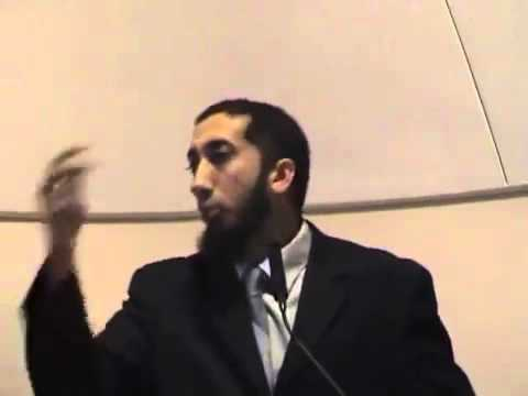 Nouman Ali Khan @ TO MY ANGRY MUSLIM BROTHERS