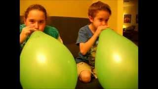 Funny Balloon Pop