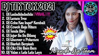 Download Dj Tik Tok Terbaru 2021   Dj Ladadidadadida Full Album Tik Tok Remix 2021 Full Bass