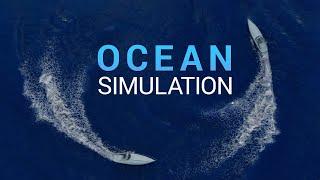 This New Method Cąn Simulate a Vast Ocean! 🌊