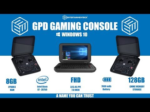 GPD Win Review The Windows 10 Handheld Gaming Console