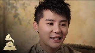 Xia Junsu GRAMMY Exclusive   GRAMMYs