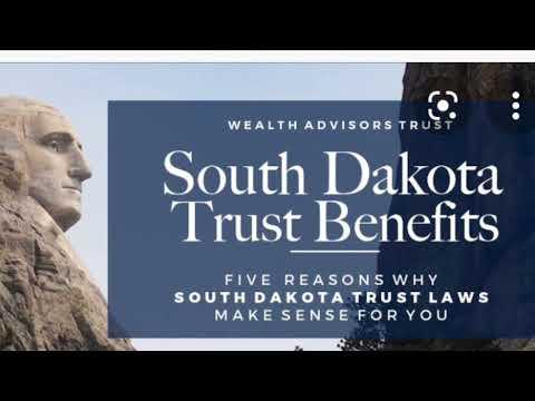 South Dakota The Great American Tax Haven