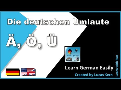 German Umlauts