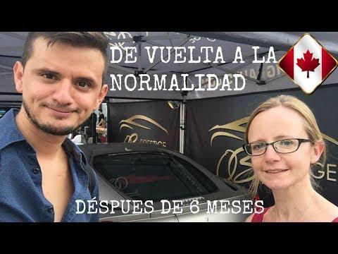 PERUANO EN CANADA. PASEANDO POR MONTREAL, QUEBEC | KCEXP