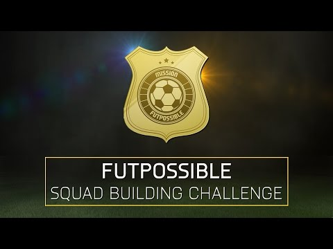FUTPOSSIBLE - January Squad Building Challenge