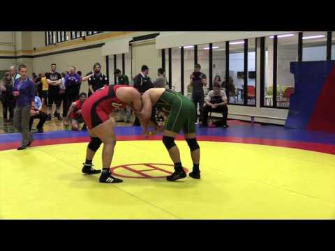 2015 Golden Bear Invitational: 120 kg Kyle Nguyen vs. Daniel Oloumi