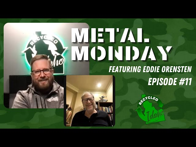 Metal Monday #11 with Nick and Eddie, 3-15-2021