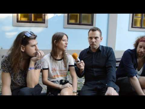 My Baby (band from Netherlands) - Interview in Belgrade