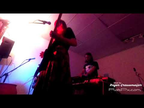 Death And The Maiden - live at None Gallery, Dunedin NZ on 20 October 2017