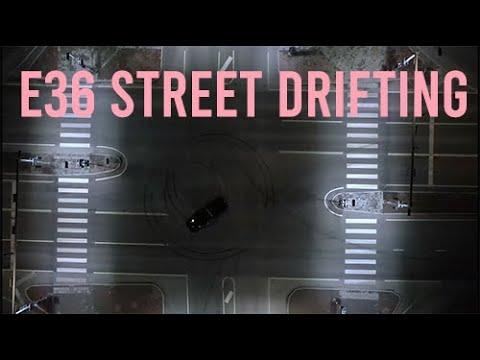 E36 325i STREET DRIFT