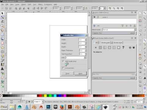 0401 Foldable box Script