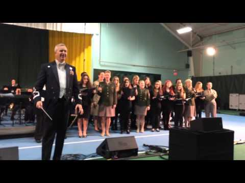 BFA Chamber Singers With the USAF Band & Singing Sergeants