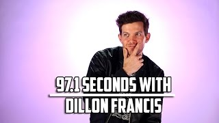 dillon francis tells us why djs are the best lovers 971 seconds with