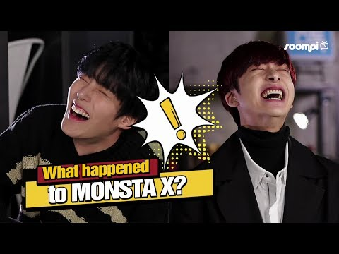 What Happened to MONSTA X?! Hilarious Behind-the-Scenes Outtake! | Soompi Awards