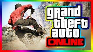 Grand Theft Auto Online - Cursa De Noapte Cu Motociclete! (GTA 5 Romania)