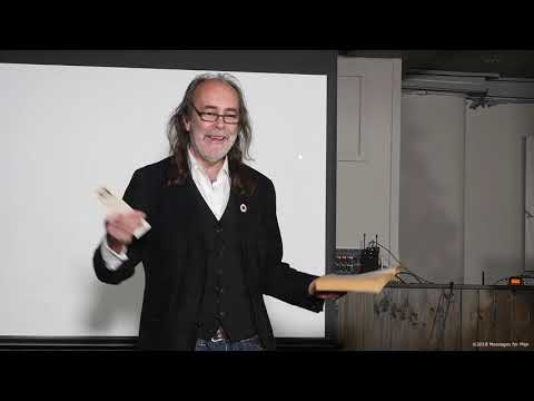 18 November 2018: John Waters' keynote speech at the Messages 4 Men mini-conference