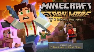Minecraft Story Mode Episode 4: A Block and a Hard Place