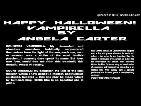 VAMPIRELLA BY ANGELA CARTER