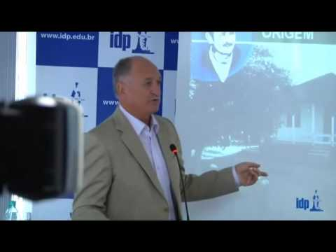 Palestra: Copa do Mundo no Brasil - Luiz Felipe Scolari