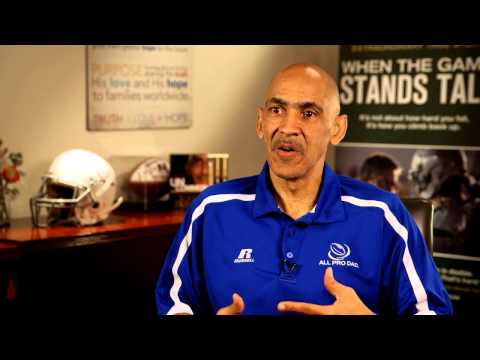 Interview With Tony Dungy