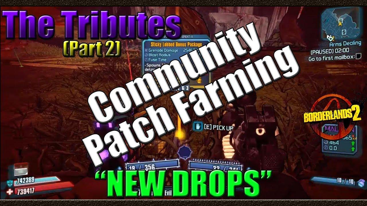 Borderlands 2 | Farming The Tributes for New Drops | Part ... Borderlands 2 Community Patch