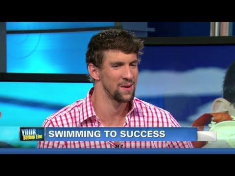 CNN Official Interview: Michael Phelps on bullying, helping