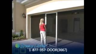 Breezy Living Garage Door Screen